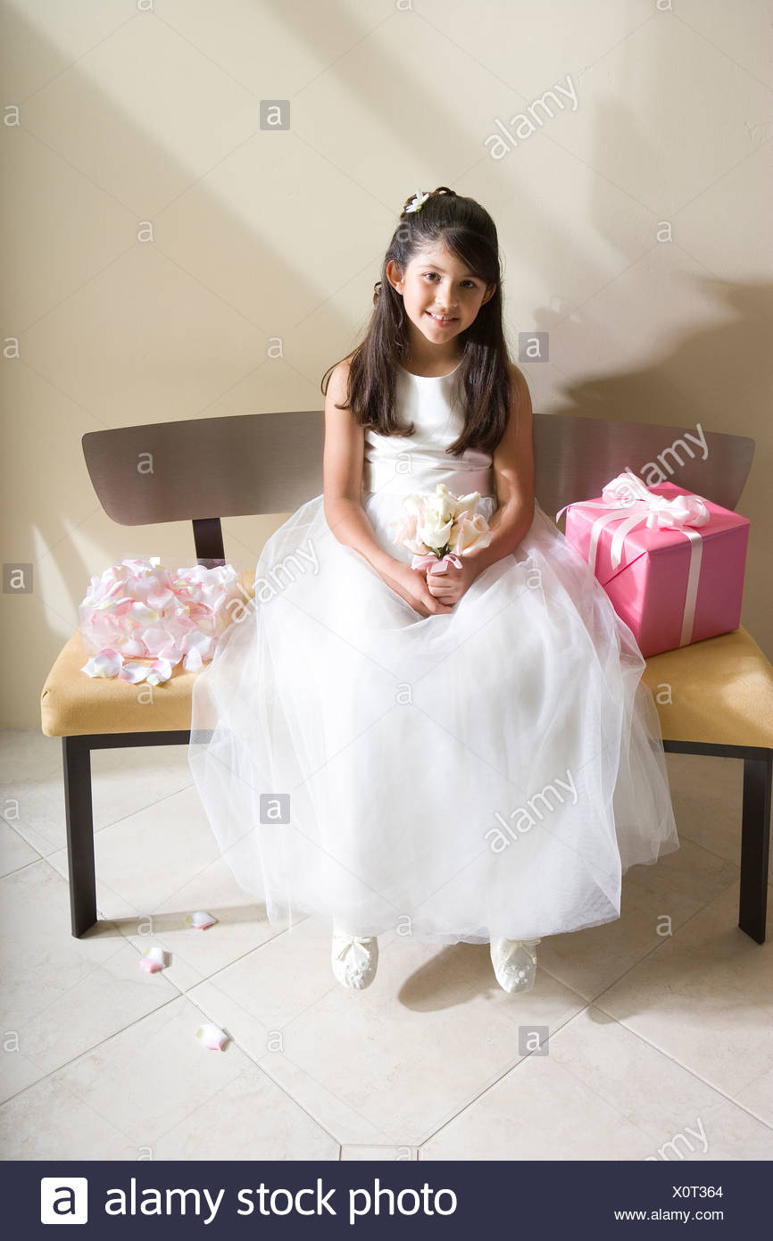Fantastisch Brautjungfer Kleid Für Mädchen Ideen - Brautkleider ...