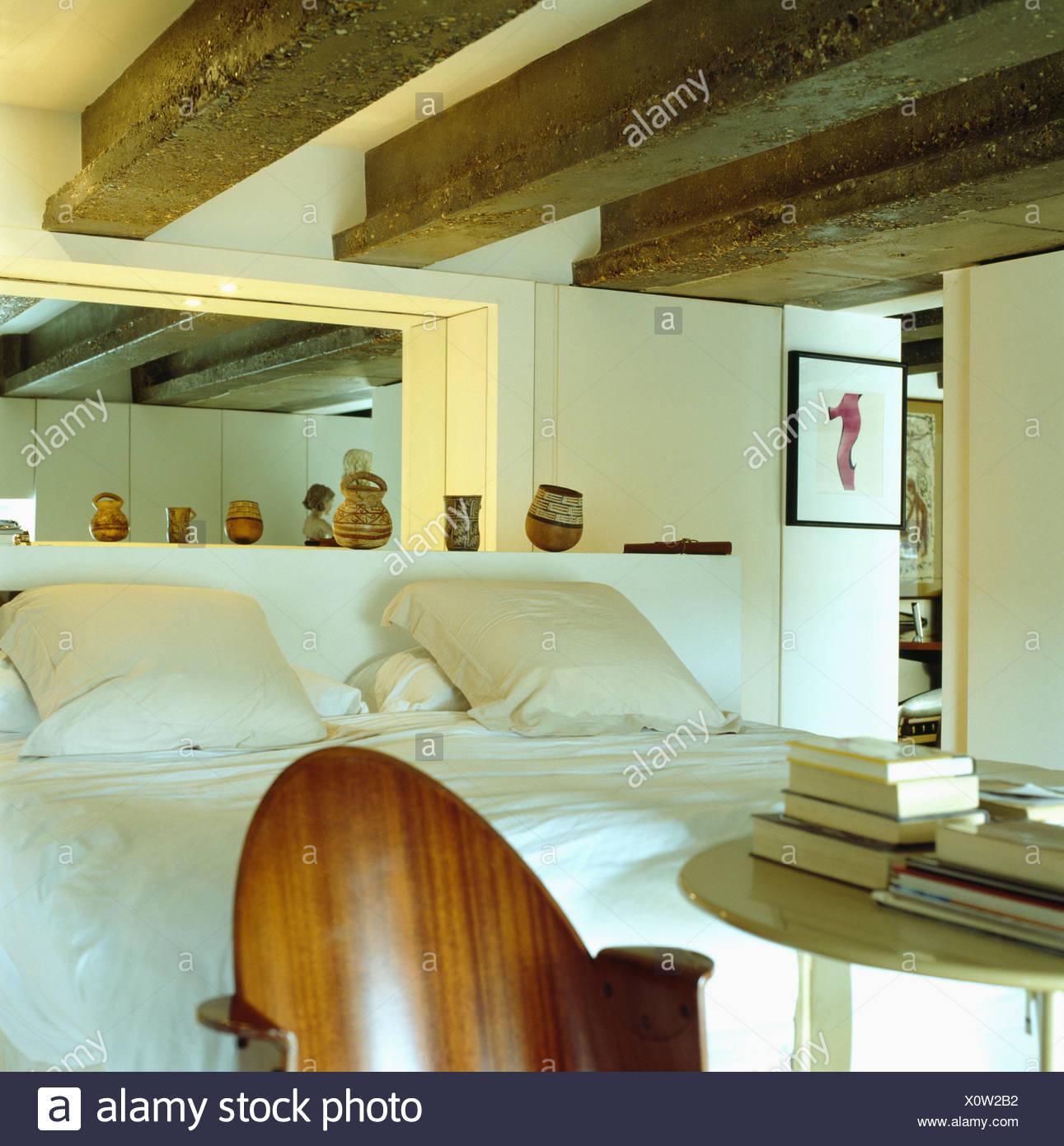 Moderne Möbel im traditionellen Landhausstil Schlafzimmer mit ...