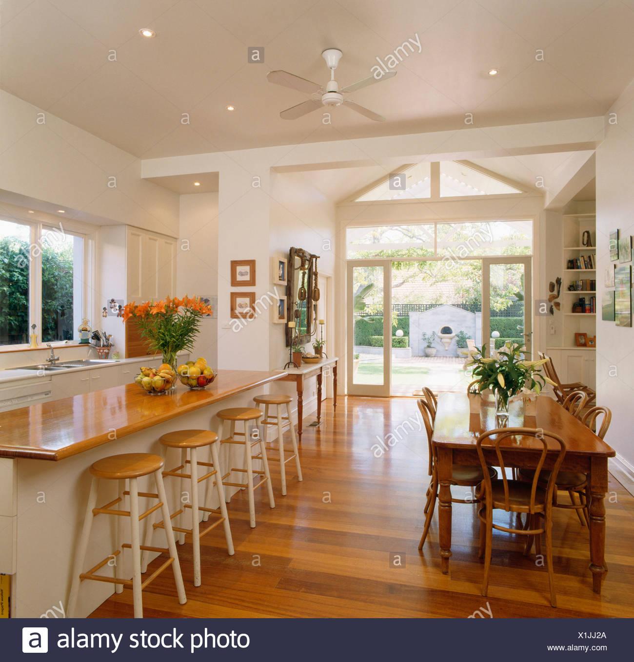 Increíble Gran Cocina Sala De Fotos Ideas - Como Decorar la Cocina ...