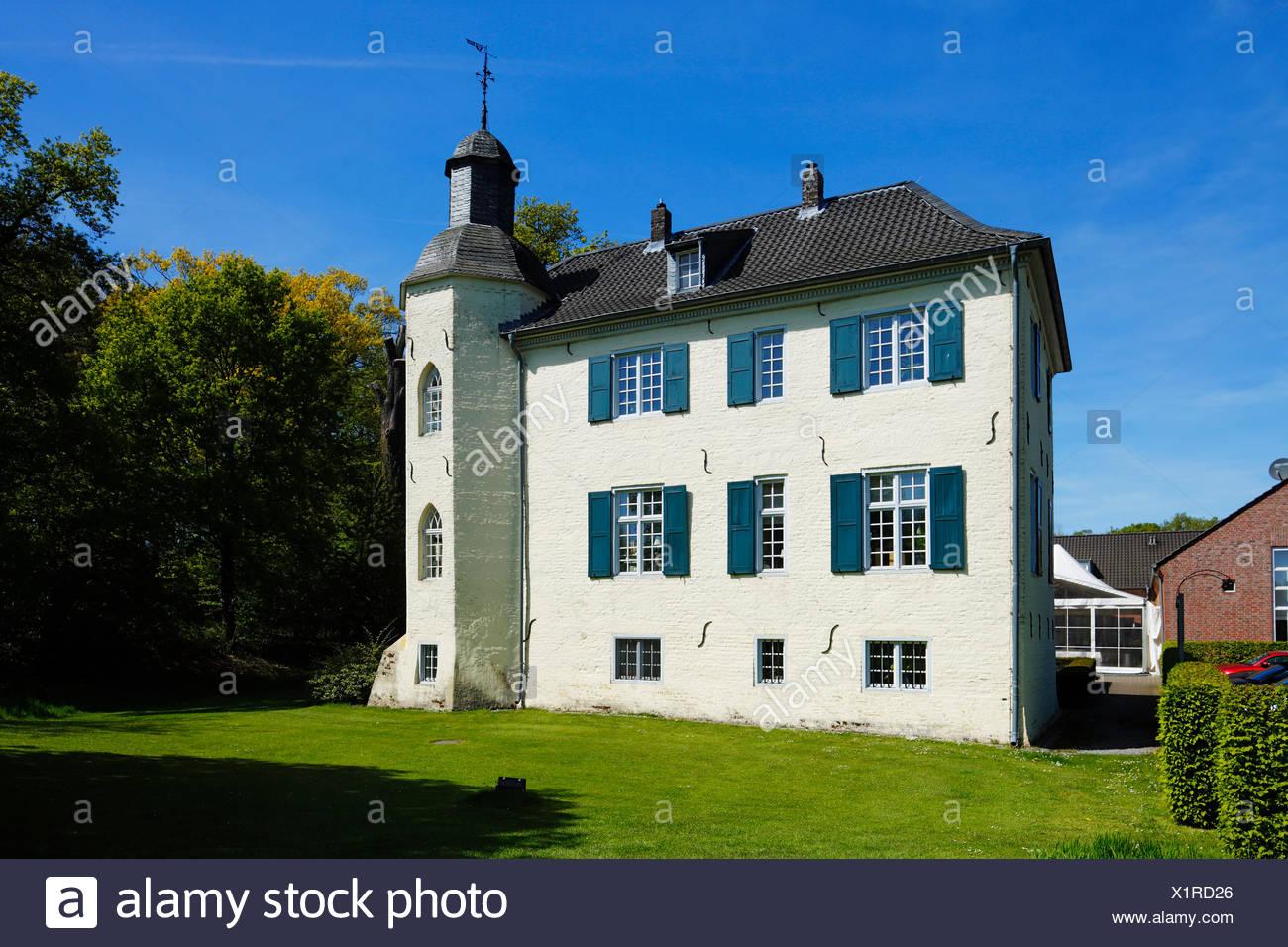 Haus Bey In Nettetal Niederrhein Nordrhein Westfalen Stockfoto