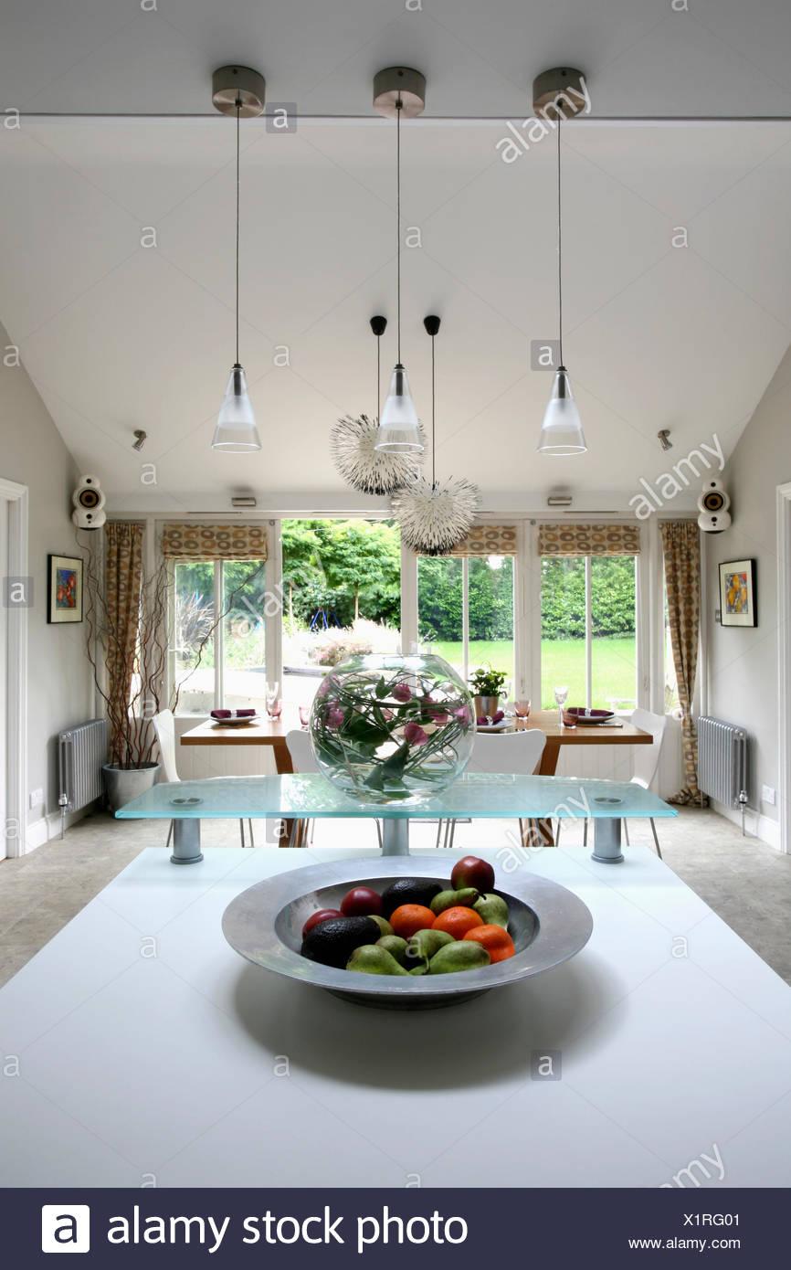 Beleuchtung Offene Küche. Küche In U Form Landhaus Ikea Kinder ...