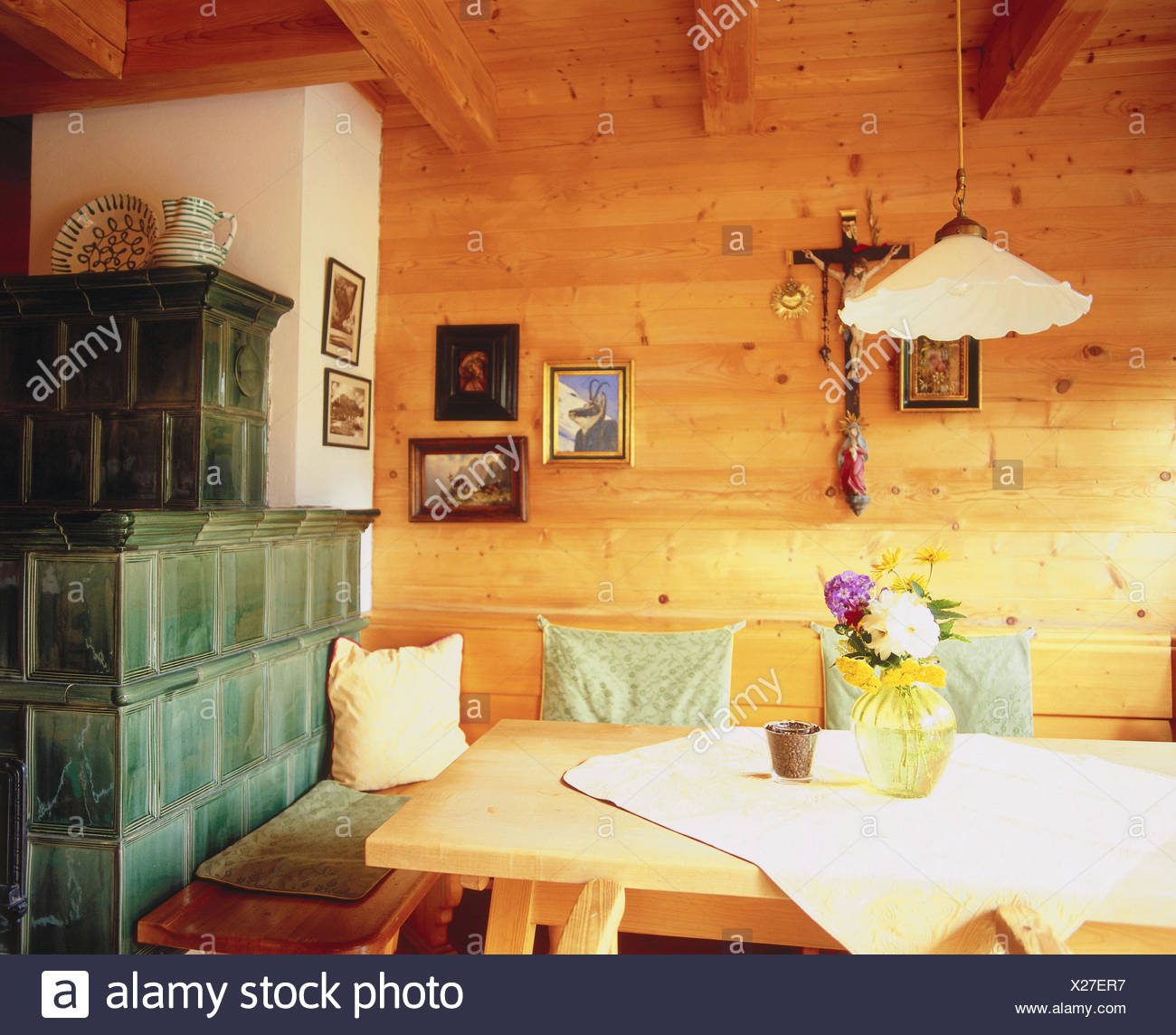Kche Holz Rustikal 5 Zimmer Kche Sarg Besetzung Kleine