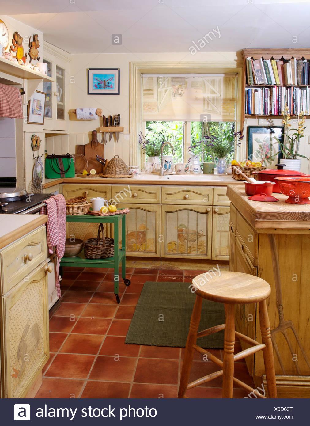 Tolle Küche Renovierung Ideen Bemalt Schränke Galerie - Ideen Für ...