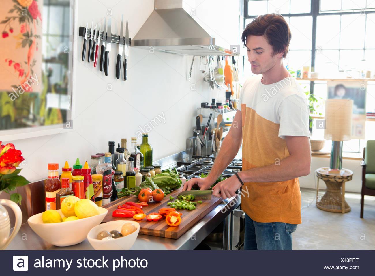 Ziemlich Hacken Chop Küche Zeitgenössisch - Ideen Für Die Küche ...