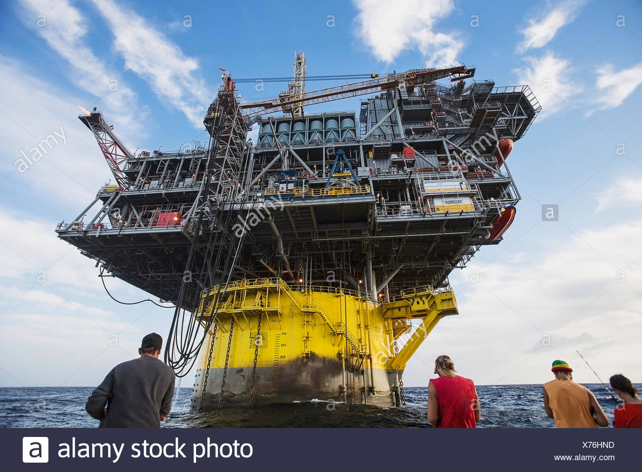 Perdido (oil platform) - Wikipedia