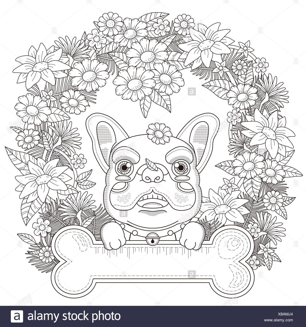 Großzügig Malvorlagen Doggy Galerie - Entry Level Resume Vorlagen ...