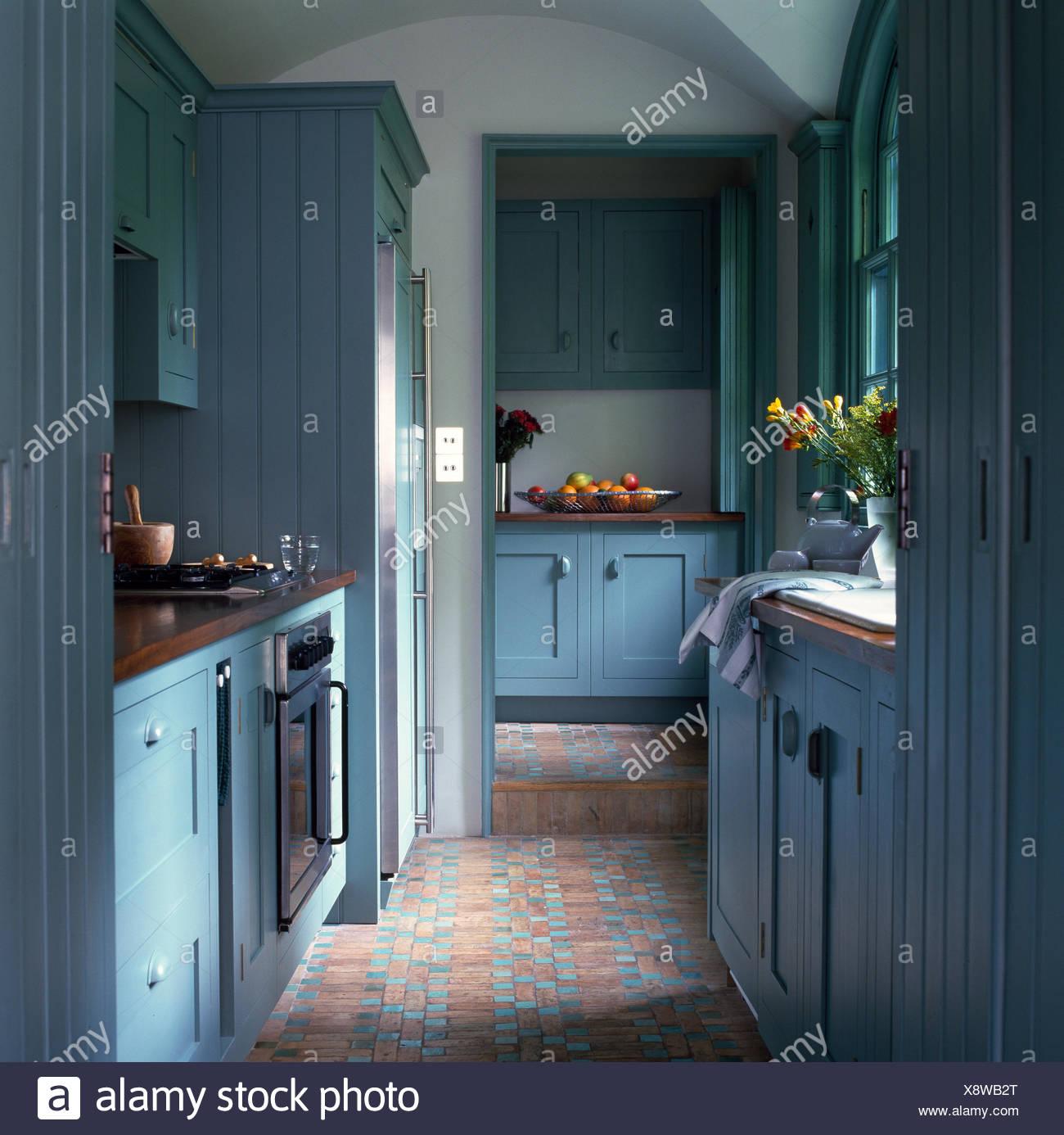 Atractivo Piso De La Cocina Azulejos Irlanda Cresta - Ideas de ...