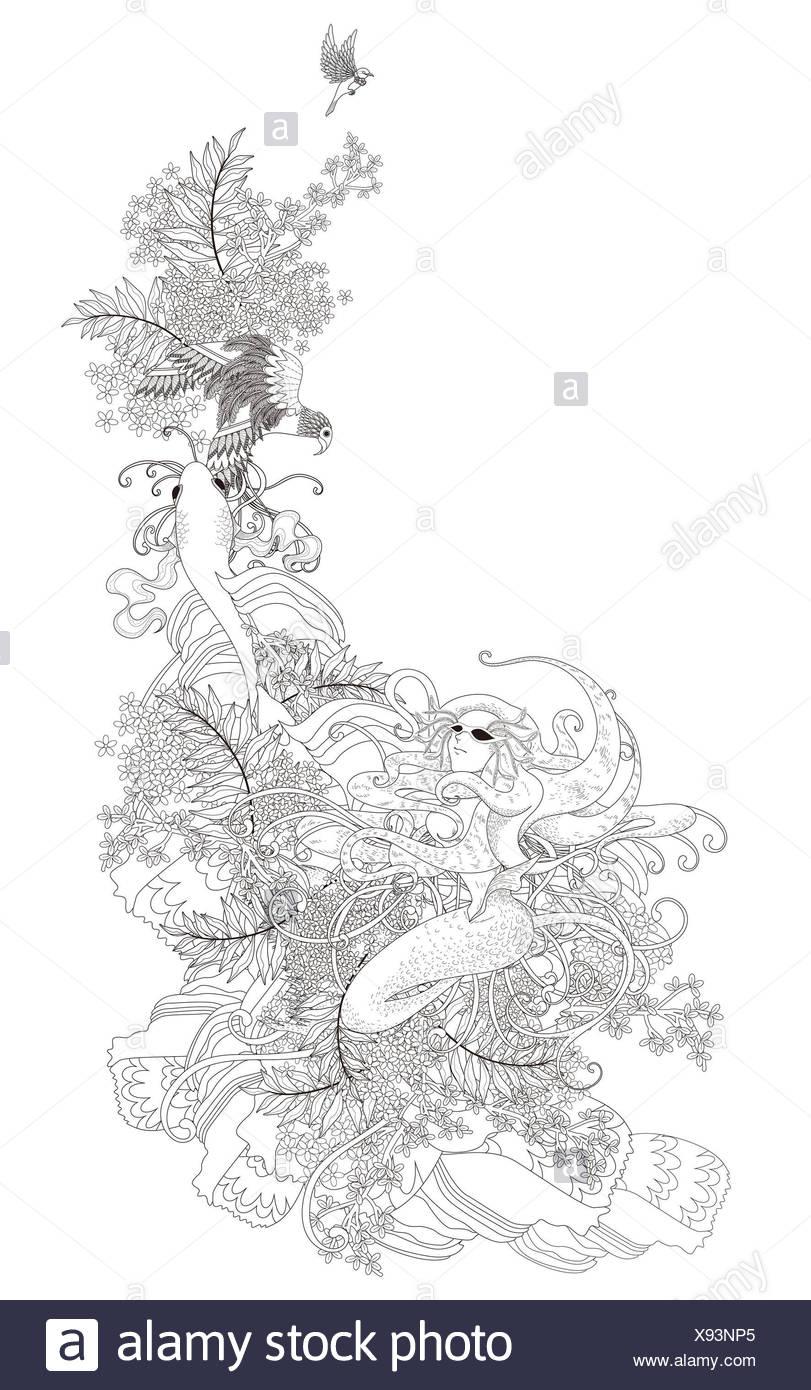 Großartig Kleine Meerjungfrau Malvorlagen Disney Fotos - Malvorlagen ...
