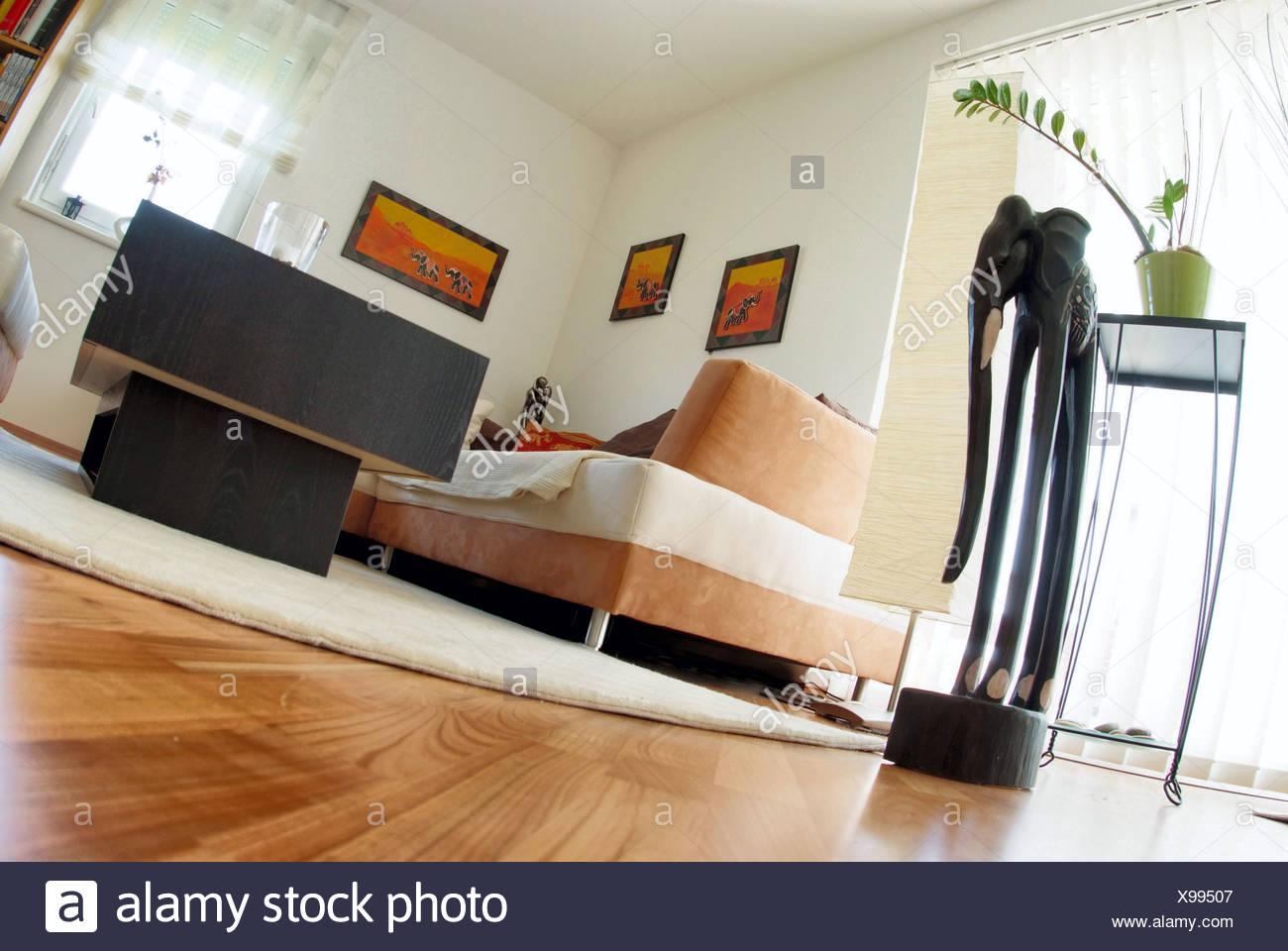 Wohnzimmer, Sitzecke Mit Couchtisch   Wohnzimmer