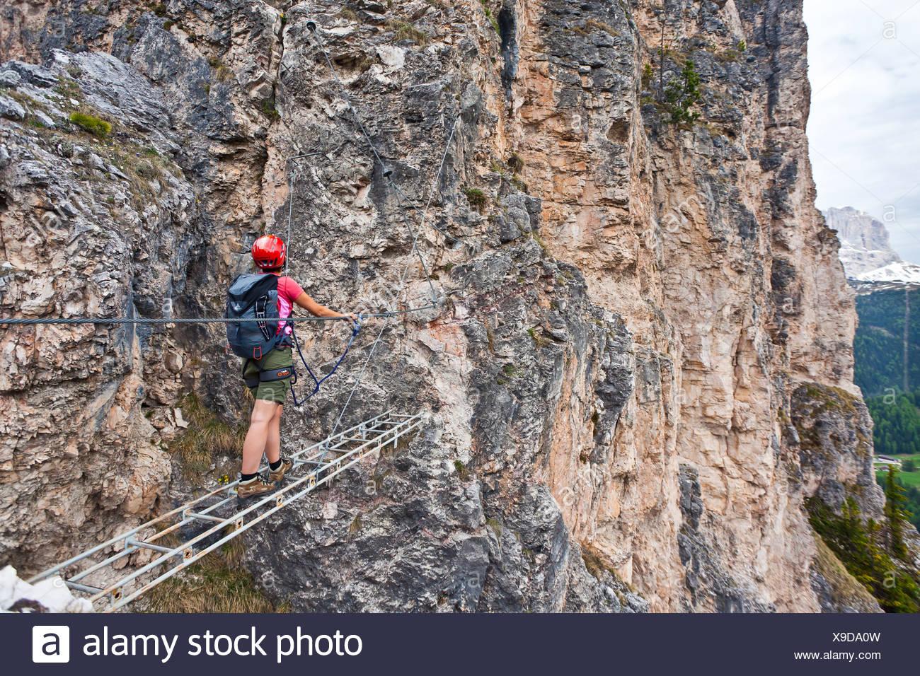 Klettersteig Italien : Italien klettersteige