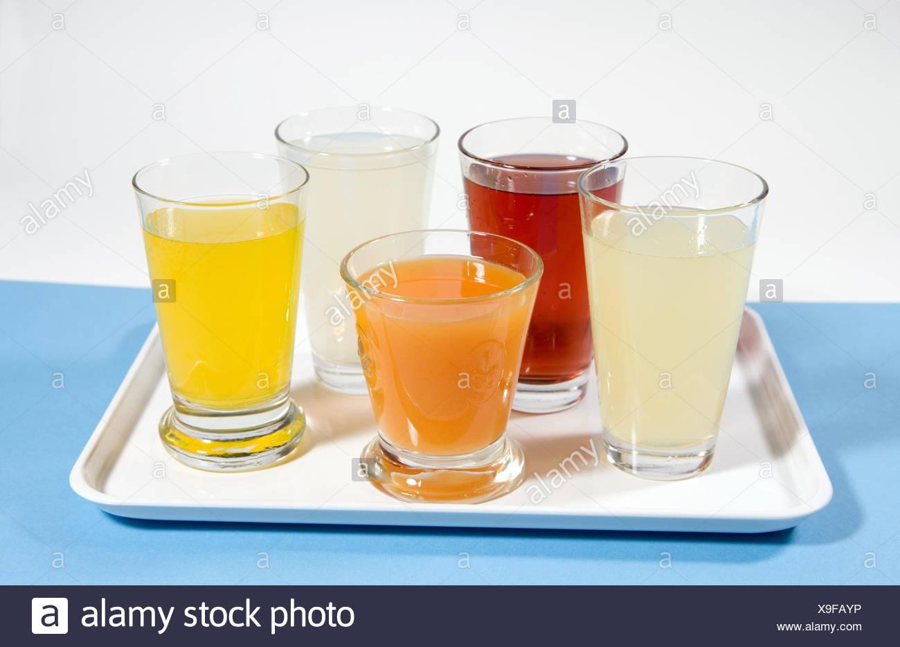 Tablette, Brille, Säfte, gestorben war, Getränke, alkoholfreie ...