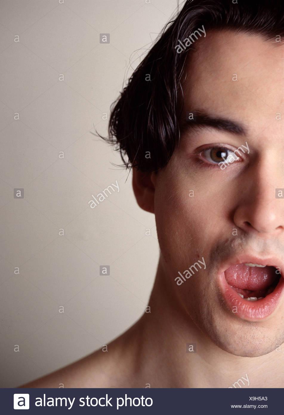 Ich mund nackt Nude Photos 38
