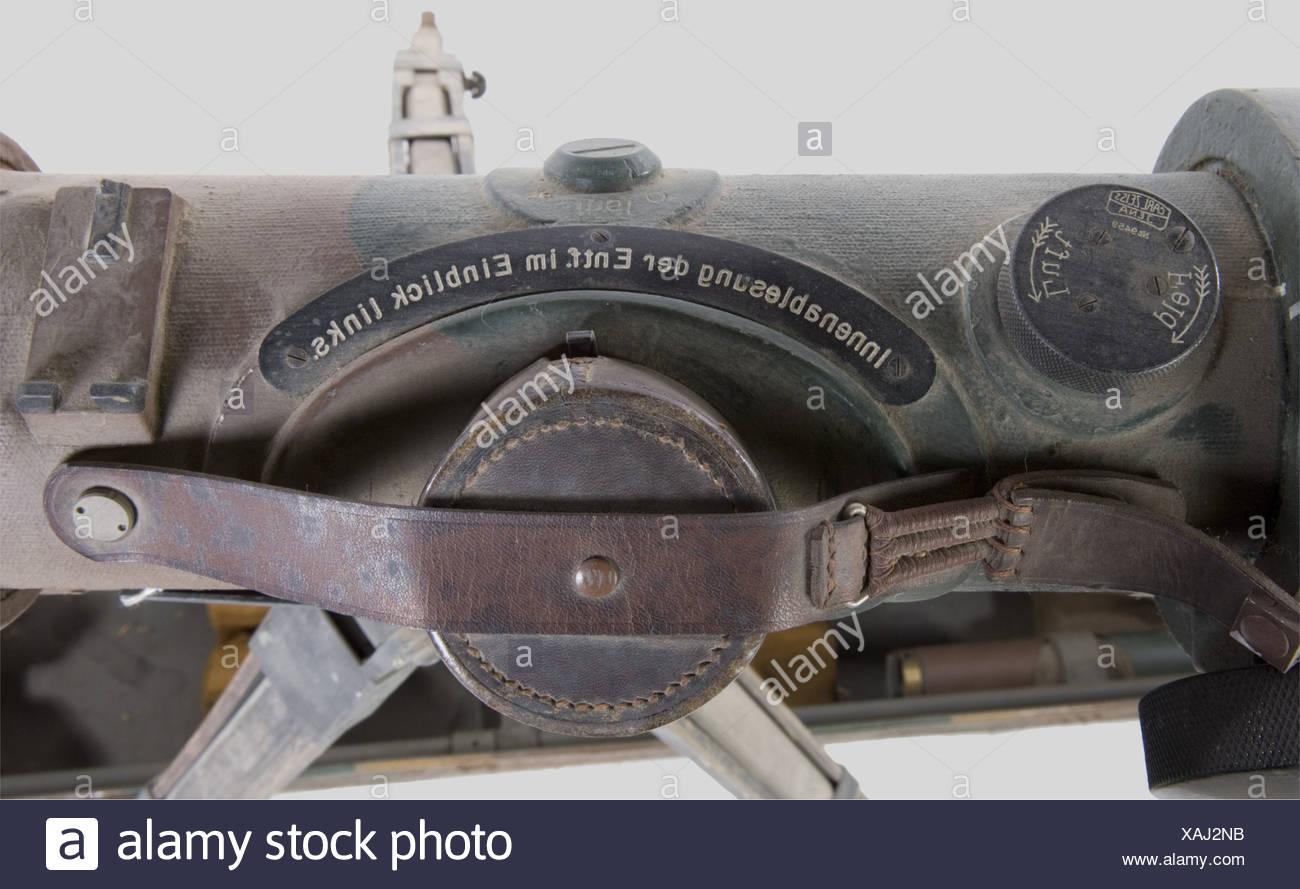 Zeiss Mit Entfernungsmesser : Ein zeiss entfernungsmesser der heer. metall mit drei töne
