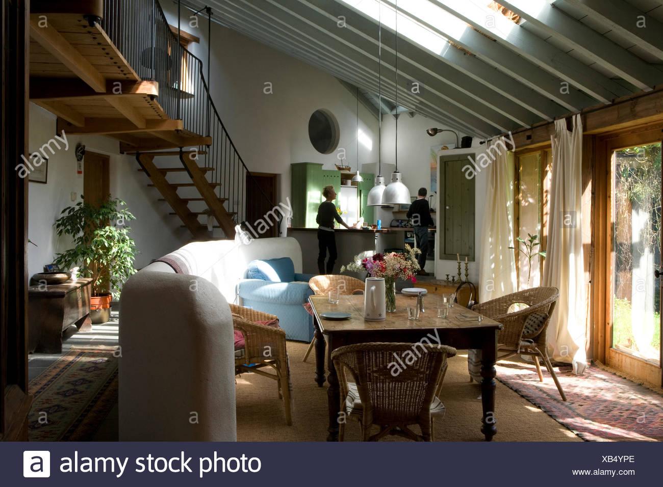Tolle Landküche Holzmöbel Fotos - Küche Set Ideen - deriherusweets.info