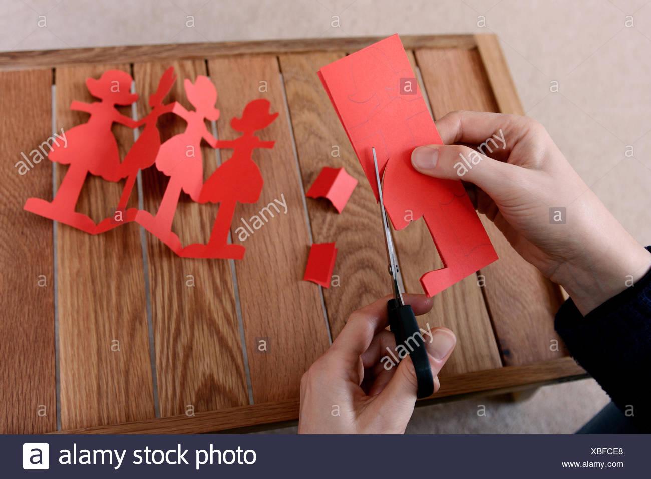 Berühmt Papierpuppe Ausschnitte Vorlage Galerie - Beispiel ...