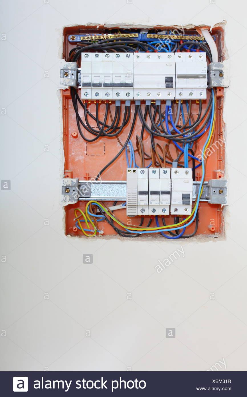 Fantastisch Schalttafel Für Elektrische Schalttafeln Fotos - Entry ...