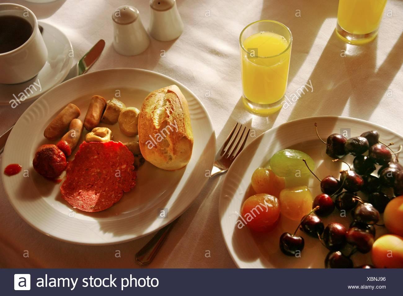 Frühstück, Damaskus, Syrien