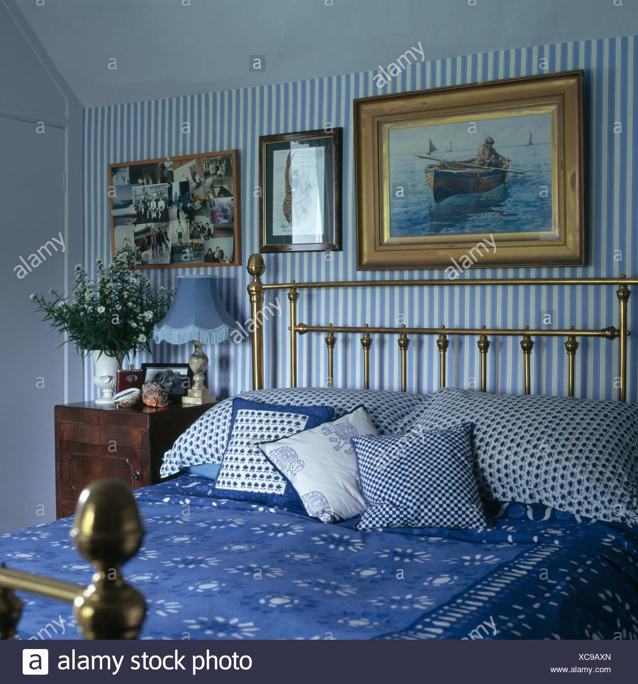 Tapeten schlafzimmer weiss - Schlafzimmer tapeten bilder ...