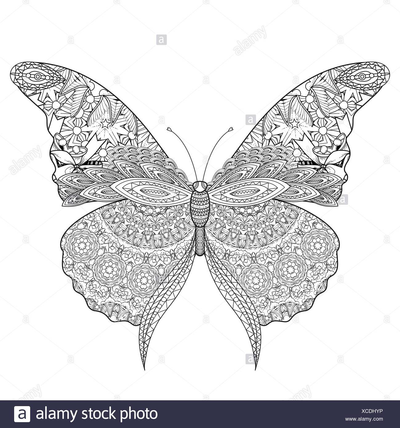 Schön Frei Druckbare Schmetterling Malvorlagen Fotos - Malvorlagen ...