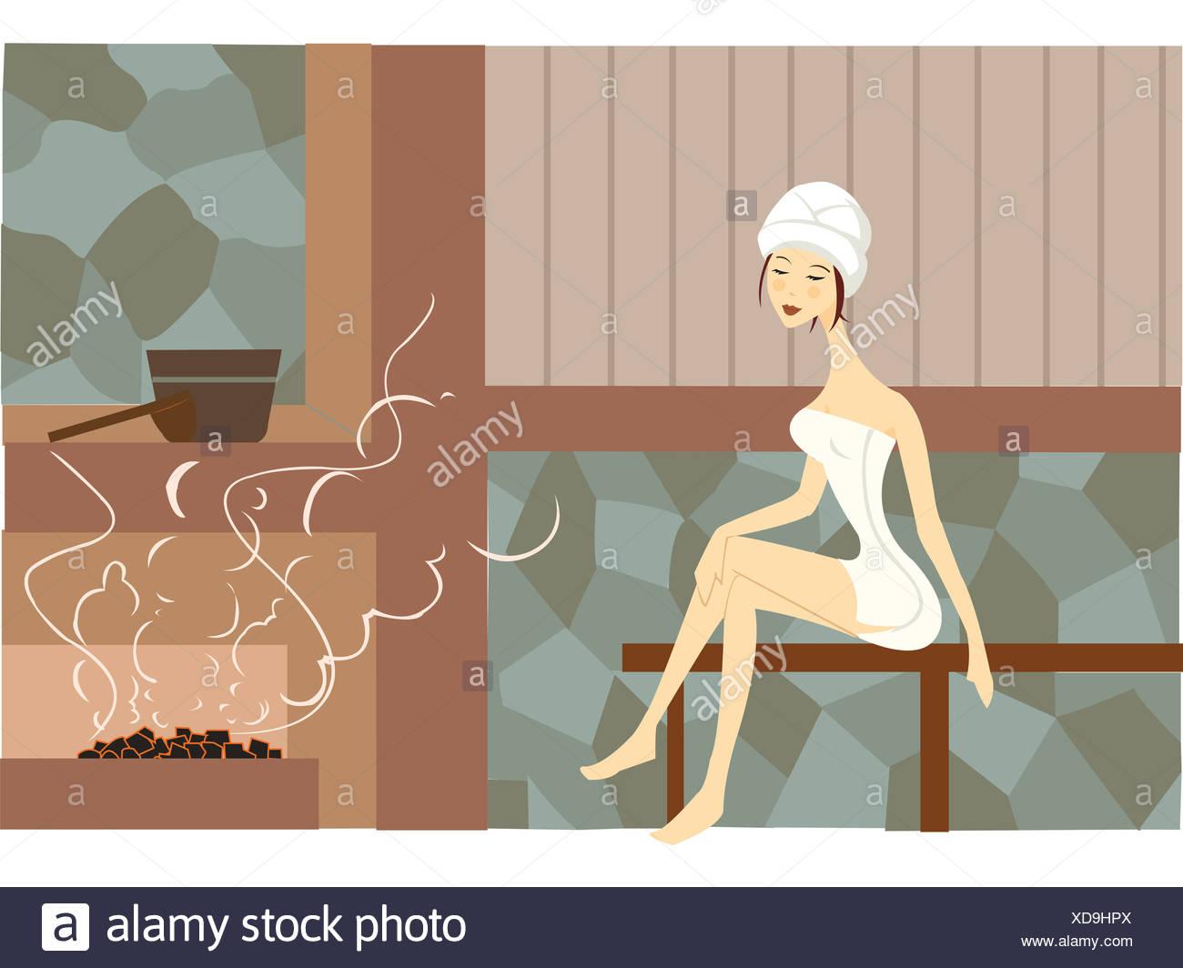 person bath cartoon stockfotos person bath cartoon bilder seite 2 alamy. Black Bedroom Furniture Sets. Home Design Ideas