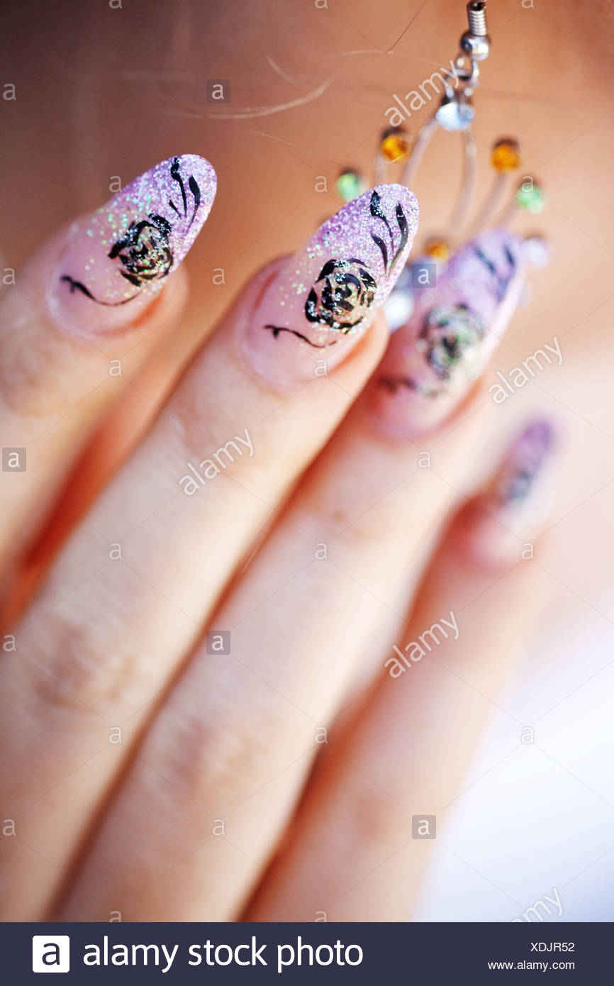 Colorful Dj Nails Gallery - Nail Art Design Ideas - thewowproject.info