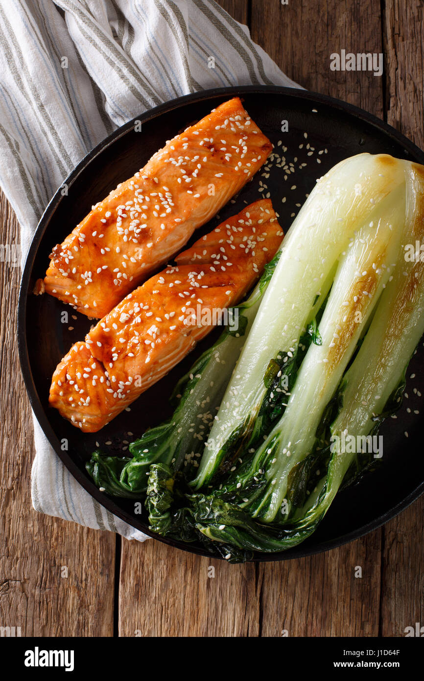 Salmon Fillet Asian Stock Photos & Salmon Fillet Asian Stock Images ...
