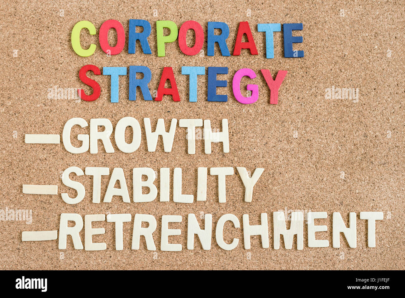 Retrenchment Stock Pho... Word Stability