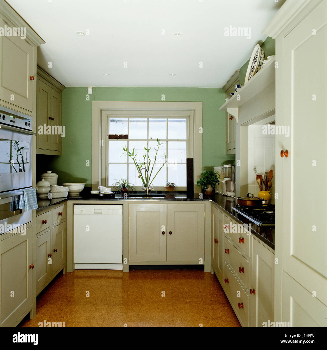 Mfi Kitchen Cabinets: Fitted Kitchens Stock Photos & Fitted Kitchens Stock