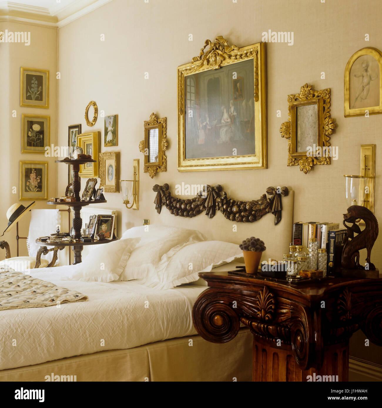 Opulent home interior stock photos opulent home interior for Opulent bedrooms