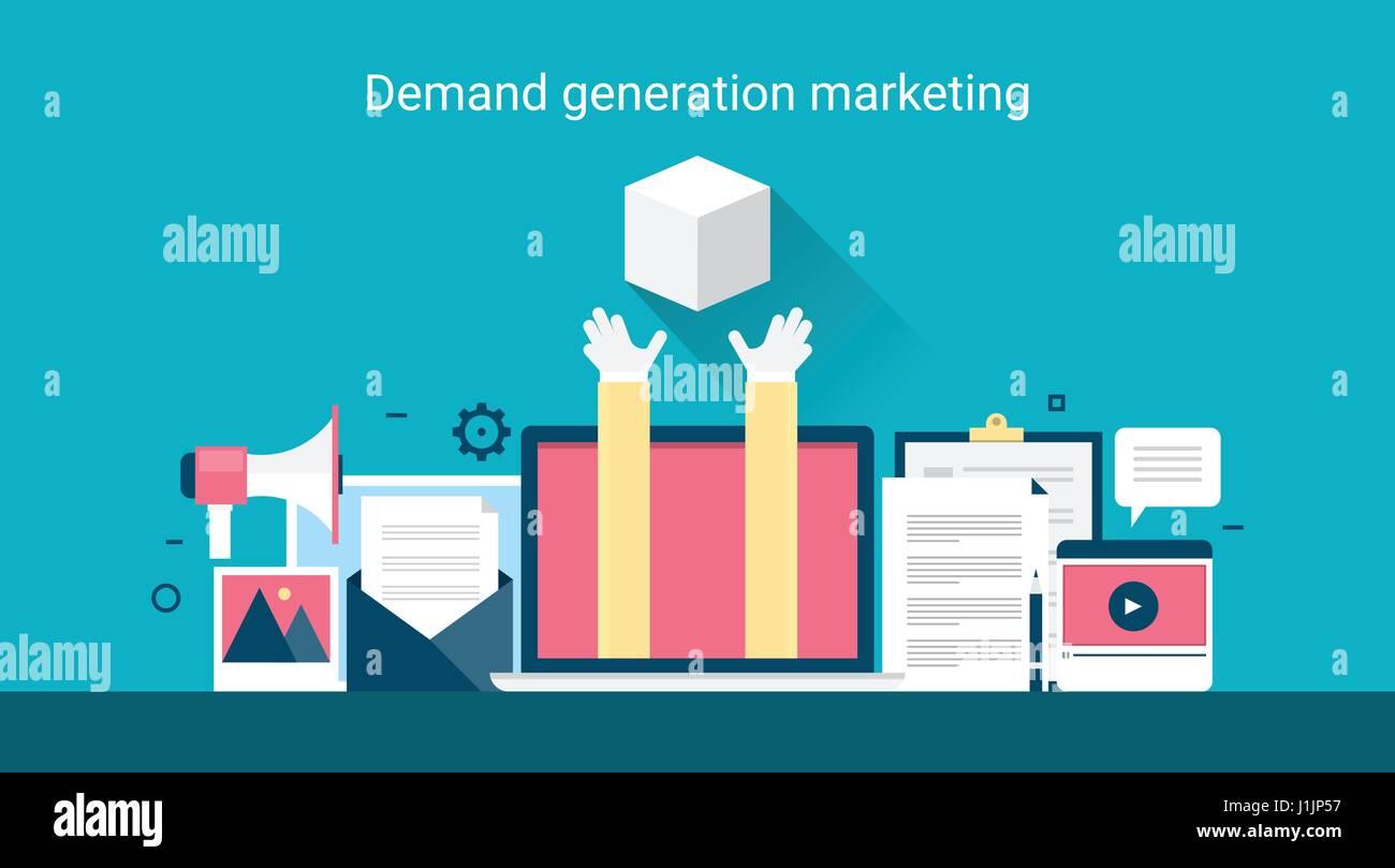 Demand generation - digital marketing strategy for demand creation ...