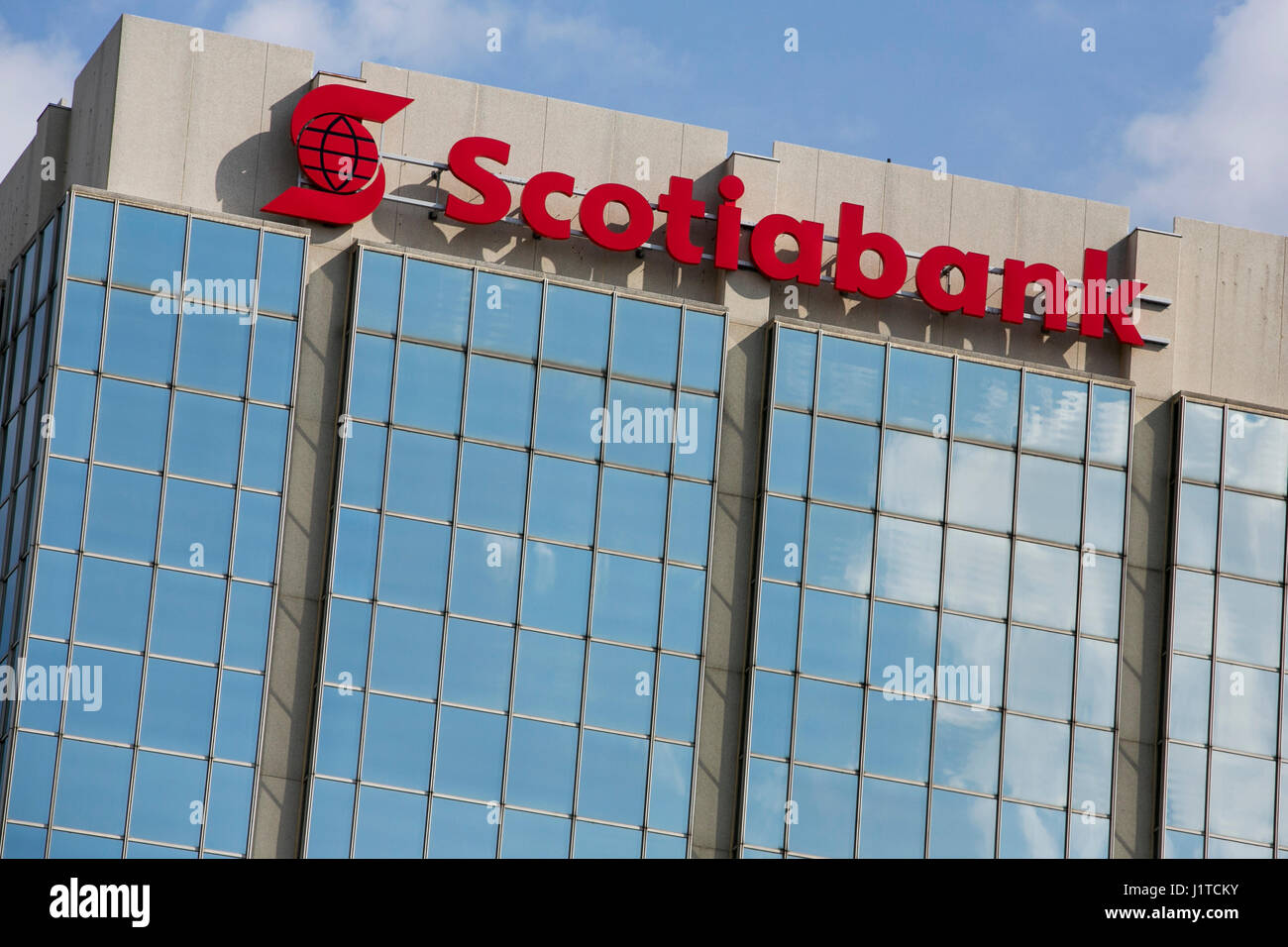 Scotiabank: Scotiabank Stock Photos & Scotiabank Stock Images
