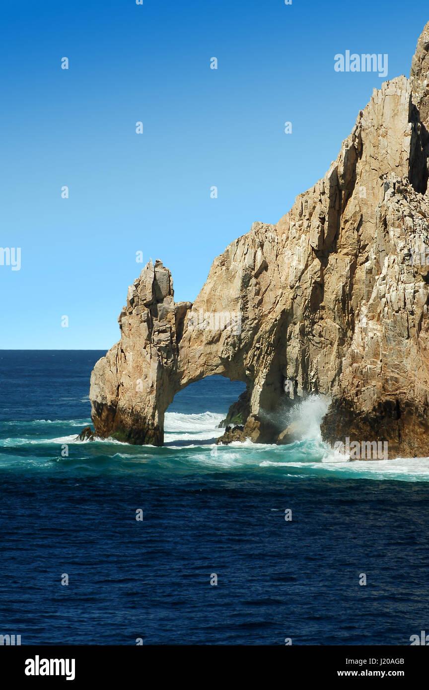 Cabo san lucas arch fishing stock photos cabo san lucas for Fishing cabo san lucas