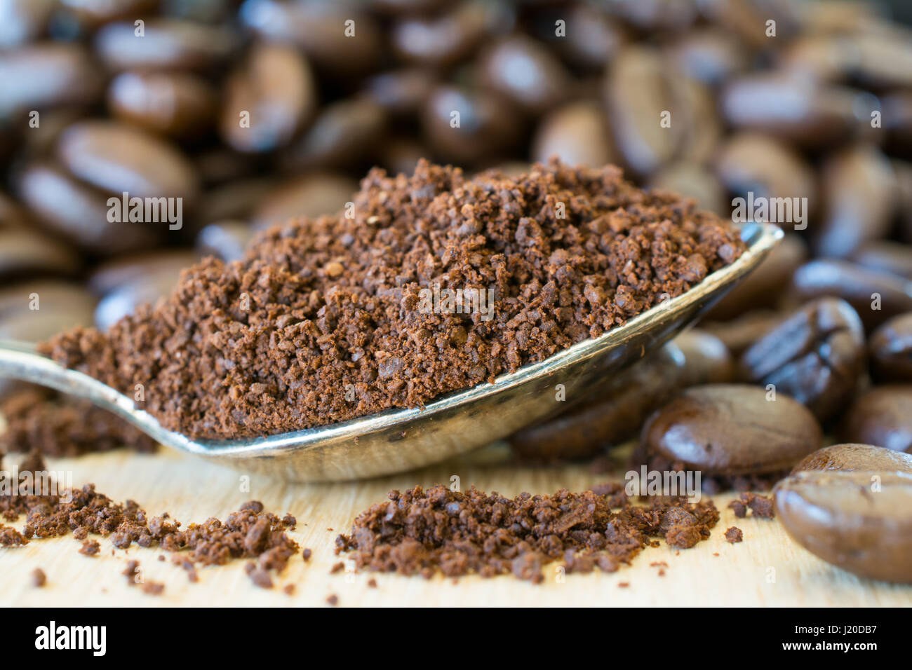 ground coffee stock photo - photo #8
