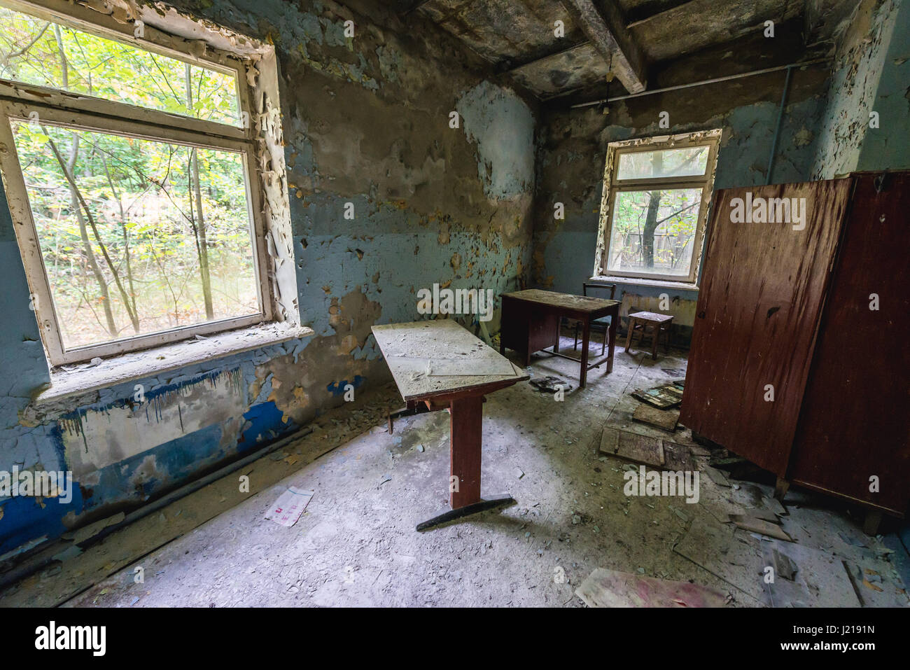 Underground Military Bases For Sale Interior Of An Abandoned Soviet Military Base Stock Photos