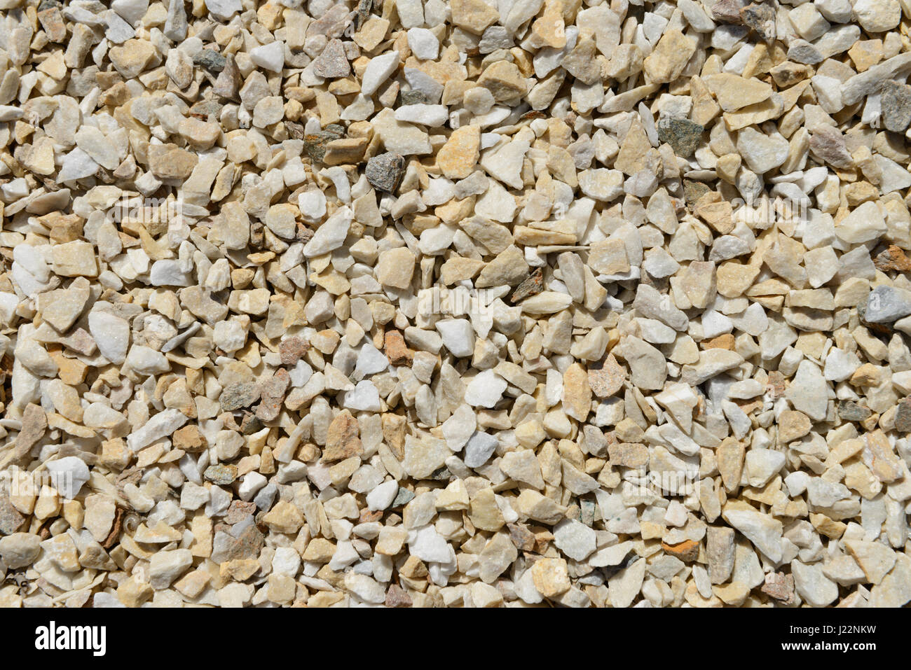 Crushed stone stock photos crushed stone stock images for Decorative gravel sydney