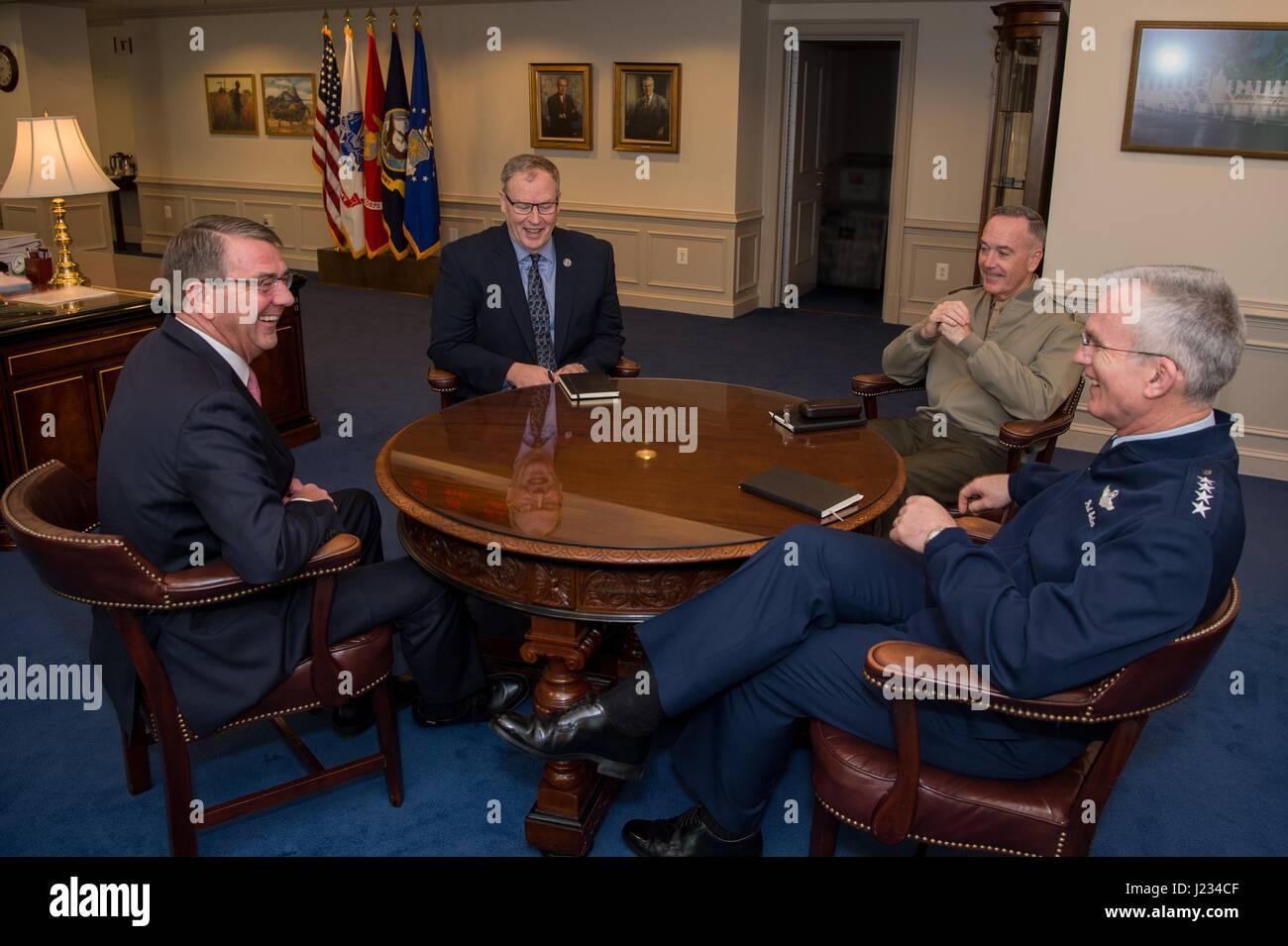 Vice chairman of the joint chiefs of staff stock photos for Chair joint chiefs of staff
