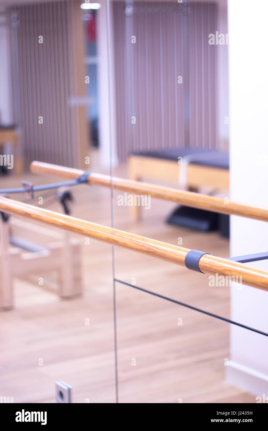 Physical therapy bars stock photos physical therapy bars for Gimnasio pilates