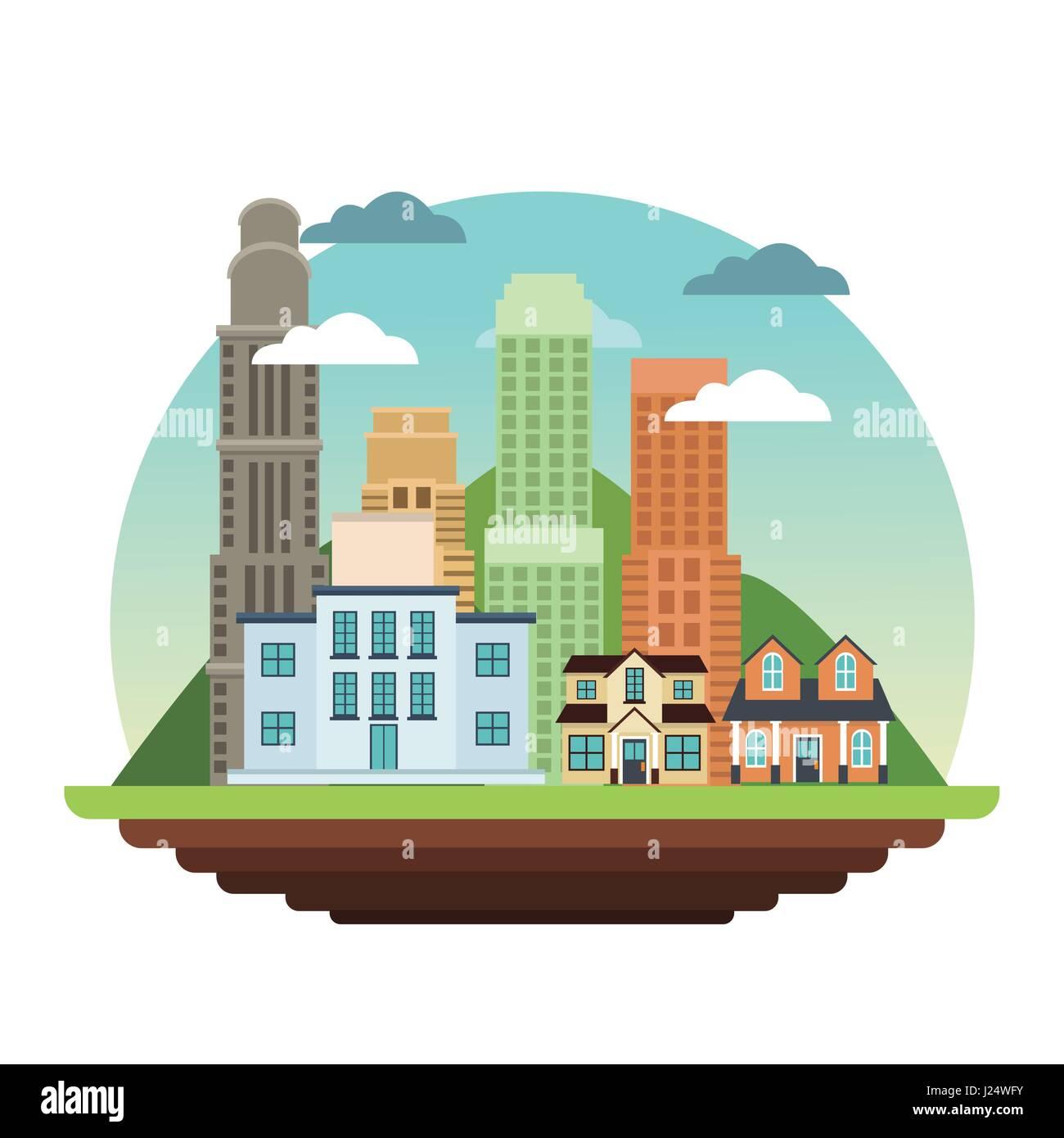 School buildings and house stock photos school buildings for Mountain designs garden city