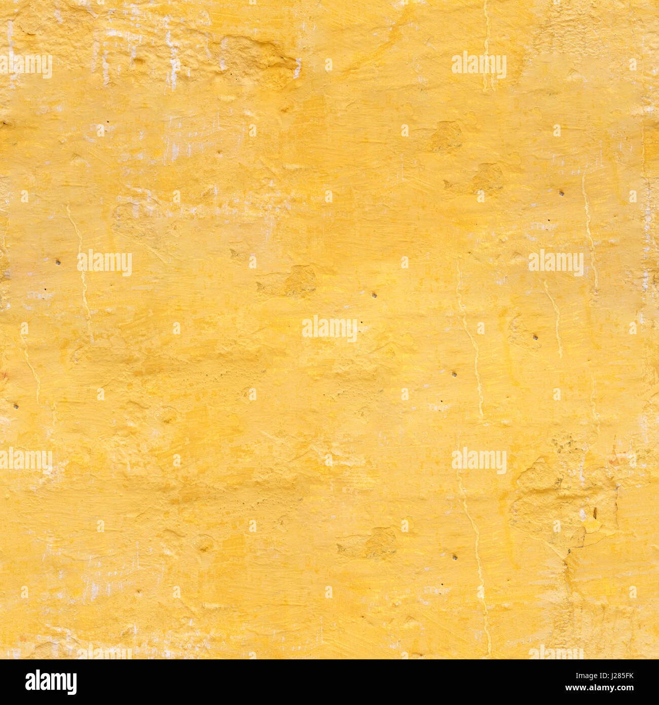 The old wall of the apartment house in yellow color. Texture of the ...