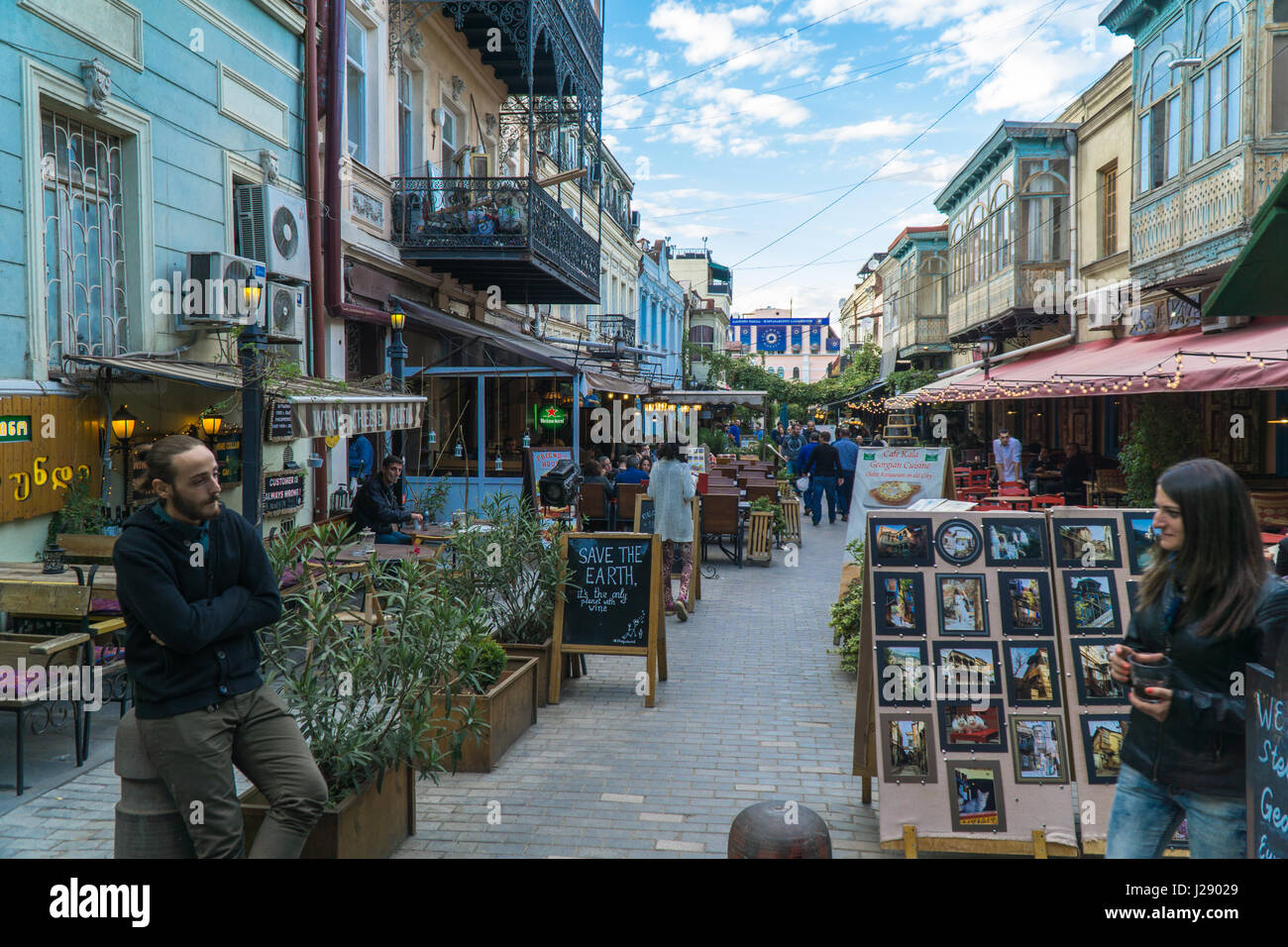 Auto Festival 2014 Georgia Tbilisi: Tbilisi Georgia People Stock Photos & Tbilisi Georgia