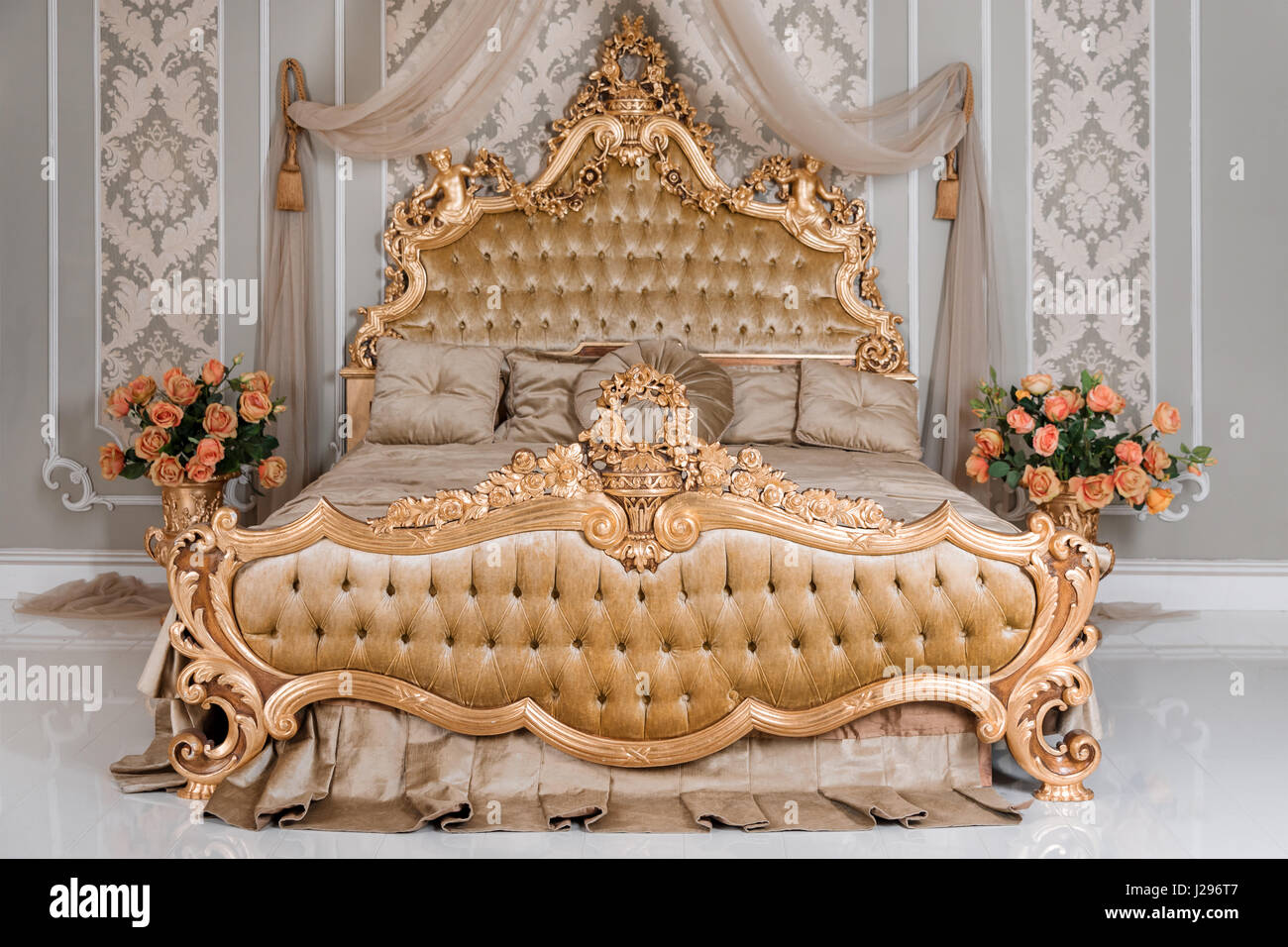 Royal Bedroom Stock Photos Royal Bedroom Stock Images