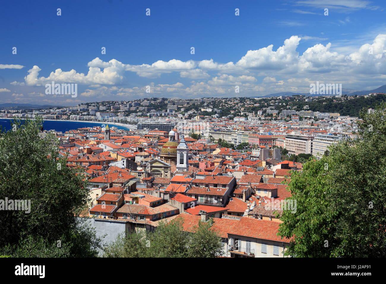Nice vieille ville stock photos nice vieille ville stock for Piscine alpes maritimes