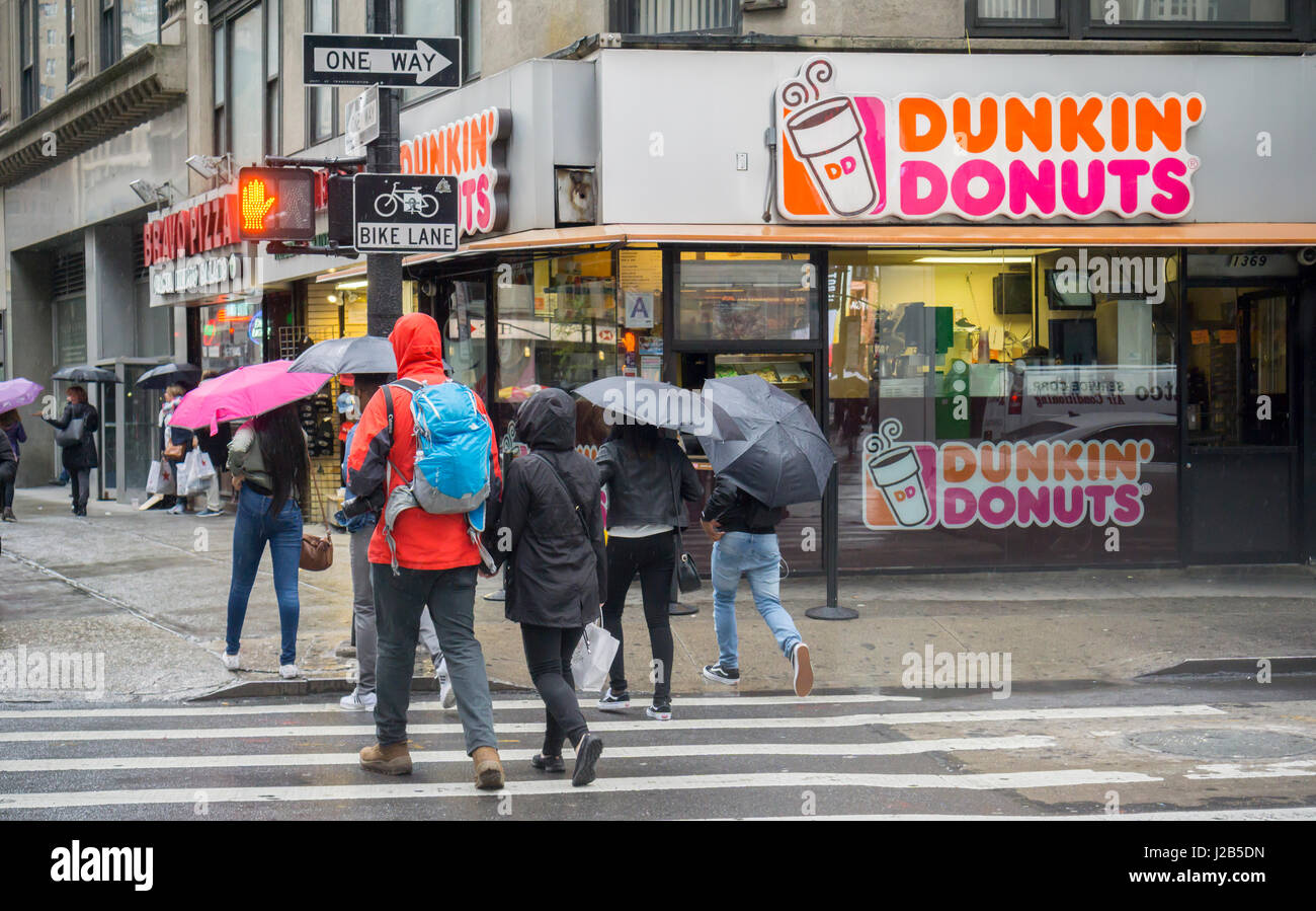 Dunkin' Donuts Invests $100 Million in Brand Refresh