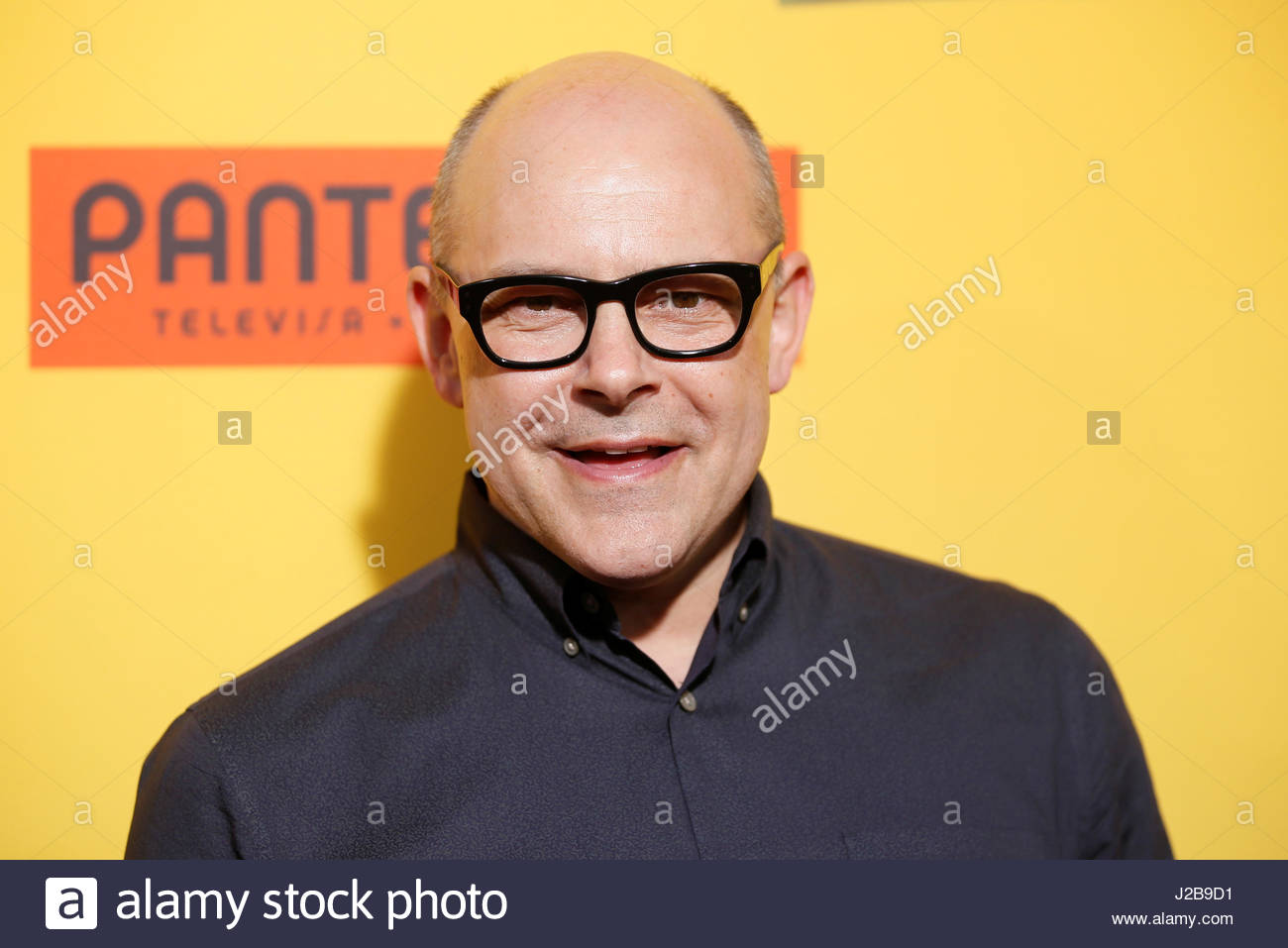 Actor Rob Corddry Poses At The Premiere Of 'how To Be A Latin Lover'