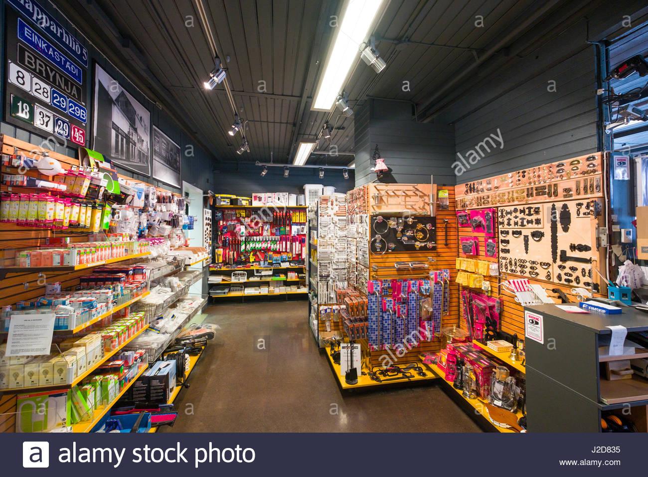 Variety Store Shelves Stock Photos & Variety Store Shelves ...