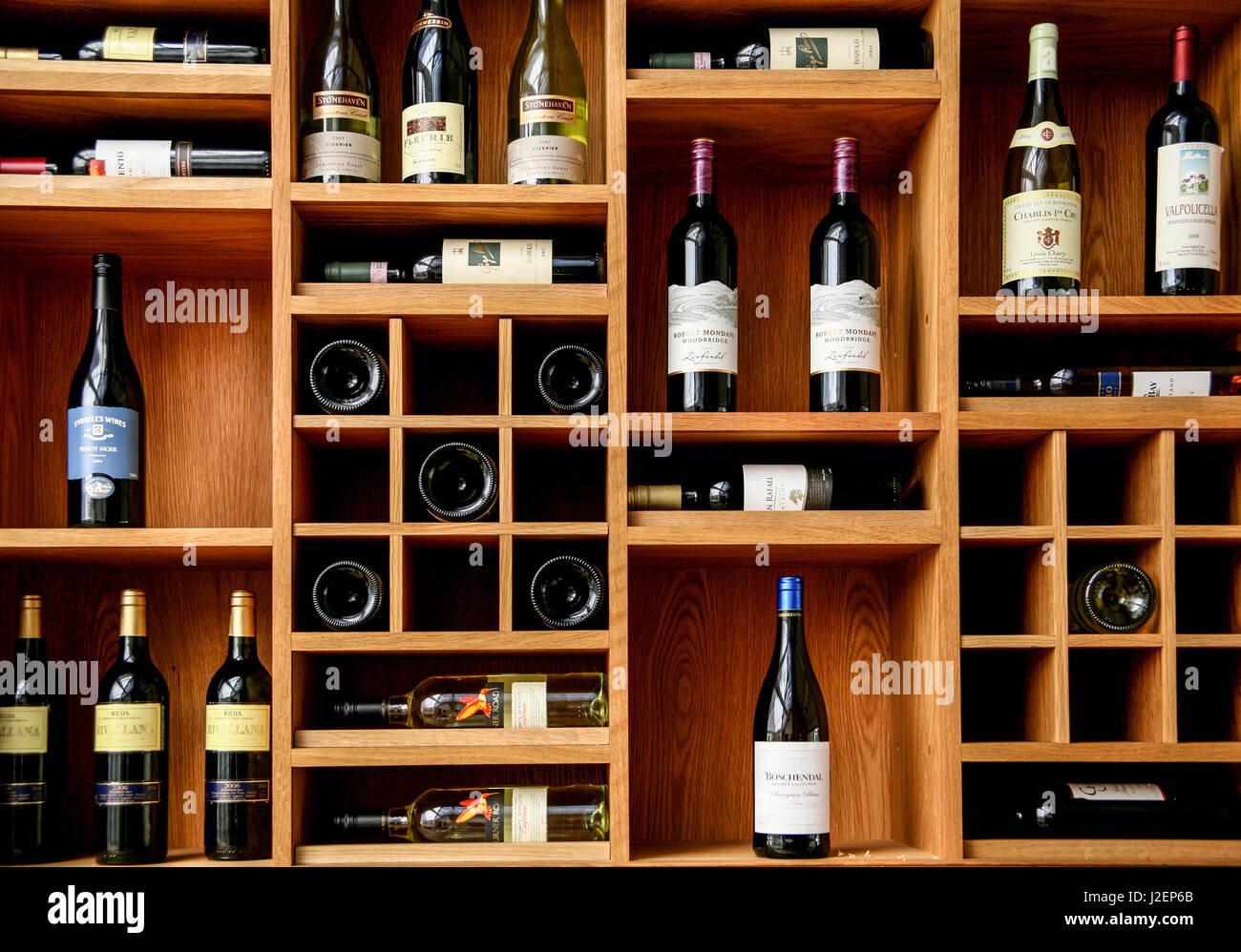 Wine Bottle Display Wine Bottle Display Stock Photos & Wine Bottle Display Stock .