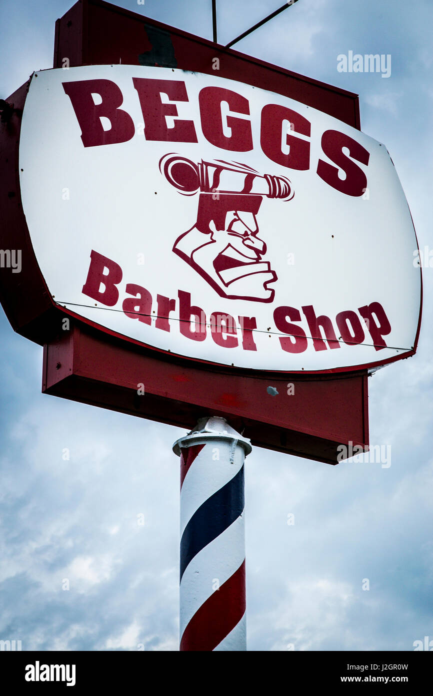 Advertisement barber shop stock photos advertisement for A new you salon springfield il