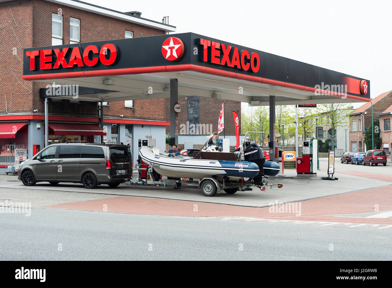 Texaco Sign Stock Photos & Texaco Sign Stock Images - Alamy