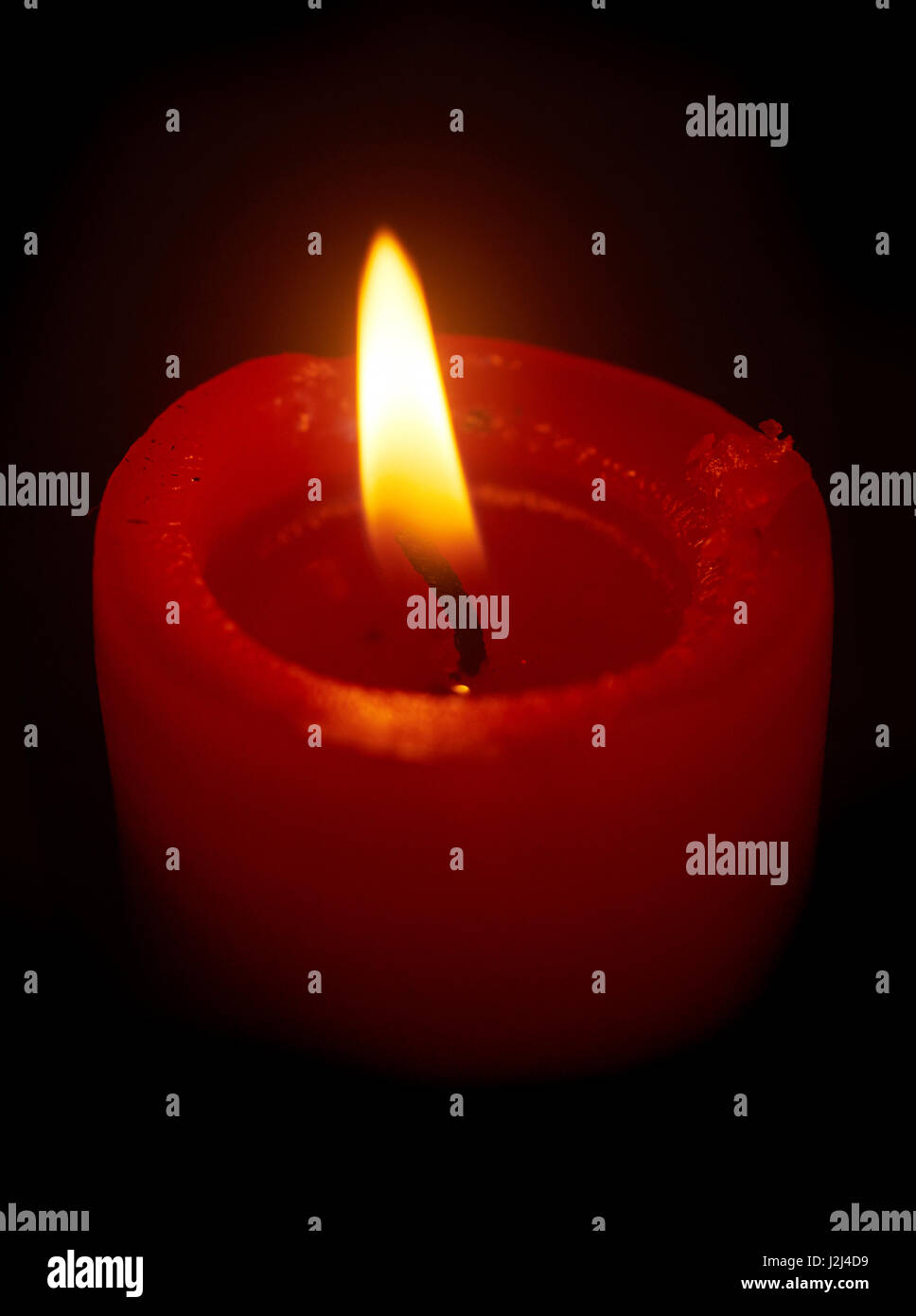 Red Candle Flame Stock Photos & Red Candle Flame Stock ...