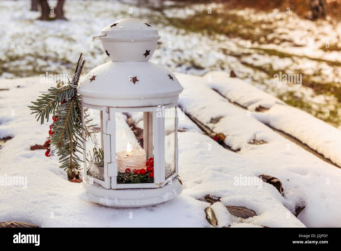 lantern lamp decoration countryside stock photos u0026 lantern lamp